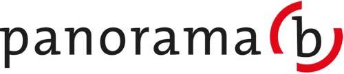 Panorama-b Retina Logo