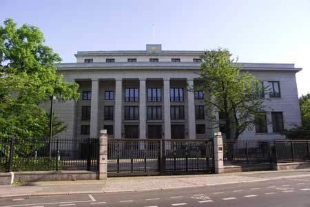 Botschaften Italiens und Japans  / NS-Architektur