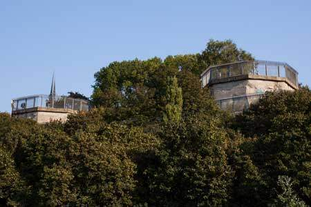 Humboldthain Flak Tower / Nazi Architecture
