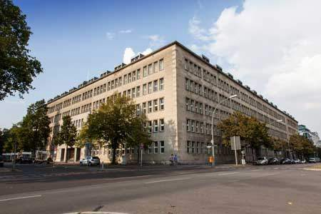 Hauptverwaltung Rudolf Karstadt AG / NS-Architektur