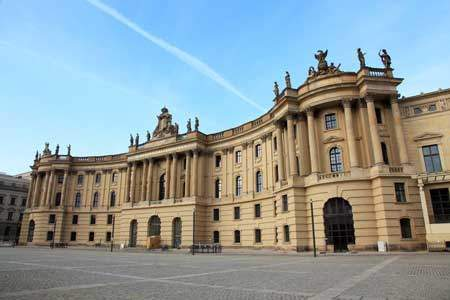 Kommode / Juristische Fakultät / Sehenswürdigkeiten Berlin