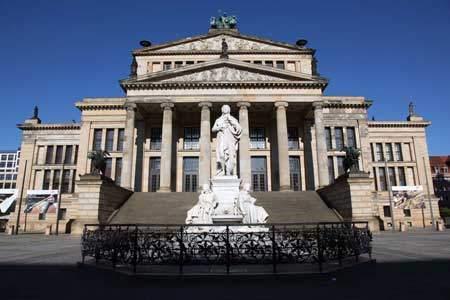 Konzerthaus Berlin / Schauspielhaus / Sehenswürdigkeiten Berlin