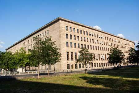 Reichsbankerweiterungsbau
