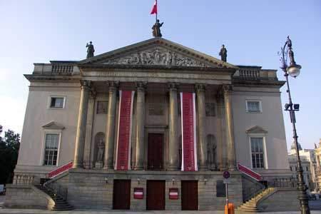 Staatsoper Unter Den Linden / Sehenswürdigkeiten Berlin