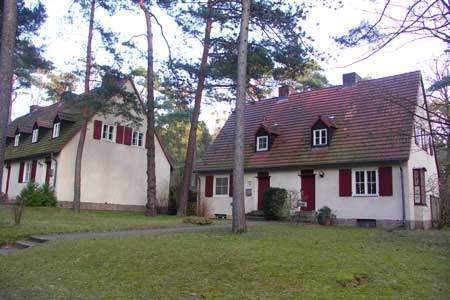 Waldsiedlung Krumme Lanke