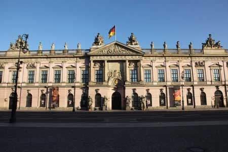 Zeughaus / Deutsches Historisches Museum (DHM) / Sehenswürdigkeiten Berlin