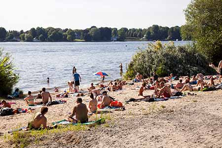 Kuhhorn: Havel River / Green Berlin