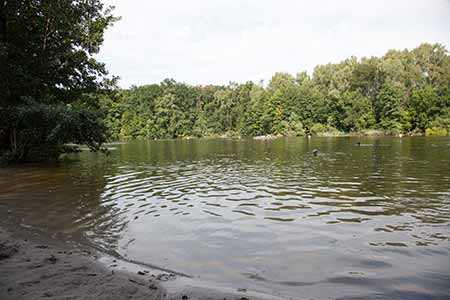 Teufelssee Lake