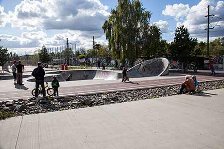 Park am Gleisdreieck 2 / Grünes Berlin