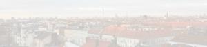 Panoramafoto von Berlin Richtung Alexanderplatz