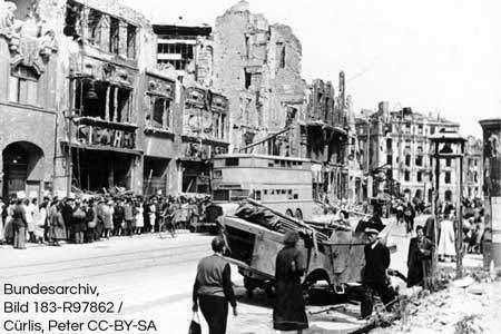 Berlin 1945 / Berlin's History