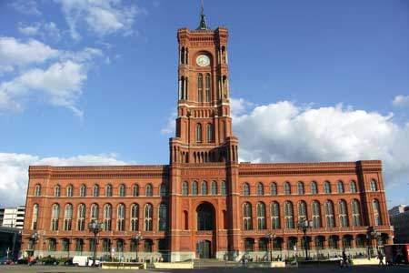 Berlin's Re-Unification