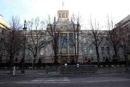 Botschaft der Russischen Föderation / Sehenswürdigkeiten Berlin