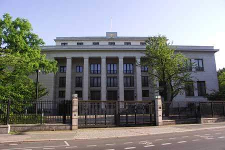 Italian and Japanese Embassies / Nazi Architecture