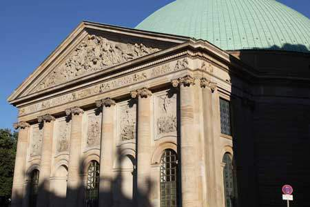 Saint Hedwig's Cathedral / sightseeing berlin