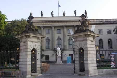 Humboldt-Universität Berlin / Sehenswürdigkeiten Berlin