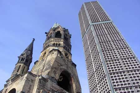 Kaiser-Wilhelm-Gedächtniskirche / Sehenswürdigkeiten Berlin