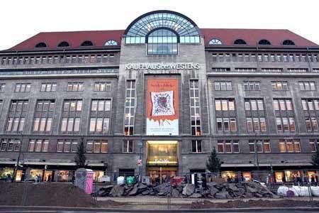 Kaufhaus des Westens / KaDeWe / Sehenswürdigkeiten Berlin