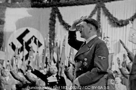 Machtübernahme NSDAP / Berlin Geschichte