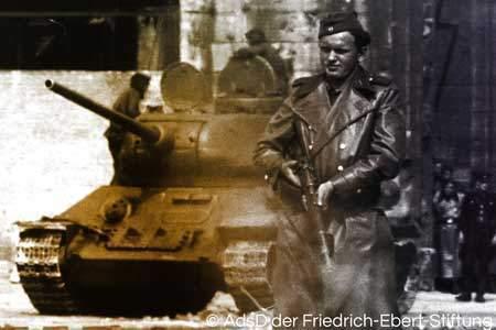 Ost-Berlin: 17. Juni 1953 / Berlin Geschichte