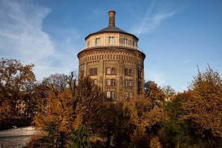 Wasserturm Prenzlauer Berg / sightseeing berlin
