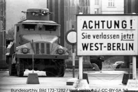 West-Berlin: Geteilte Stadt / Berlin Geschichte