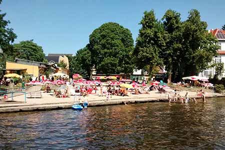 Seebad Friedrichshagen / Green Berlin