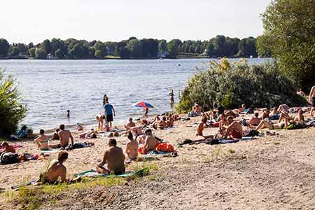 Kuhhorn: Havel River / Green Berlin